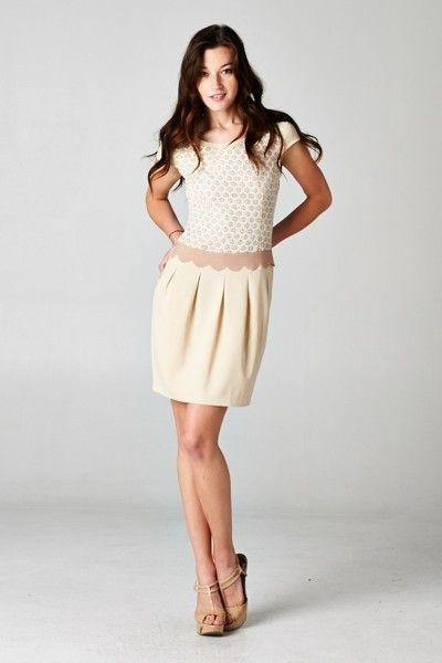 17 best images about scalloped hemlines on pinterest for Lashowroom