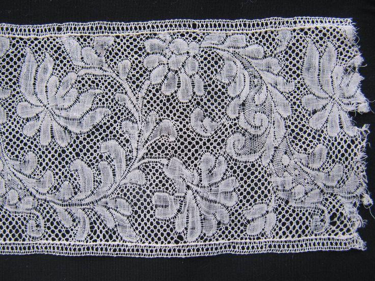Flemish Bobbin Lace 18th Century 53 x 8 CMS 21 x 3 Inches | eBay