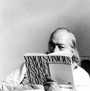Vinicius de Moraes, o poetinha