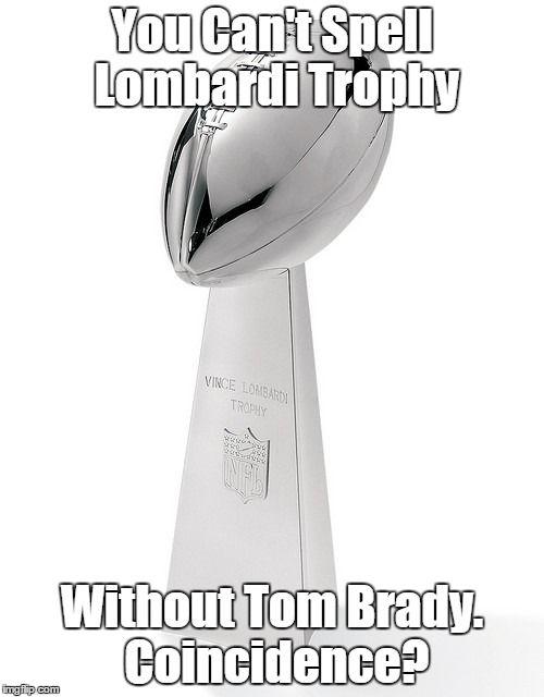 Brady!