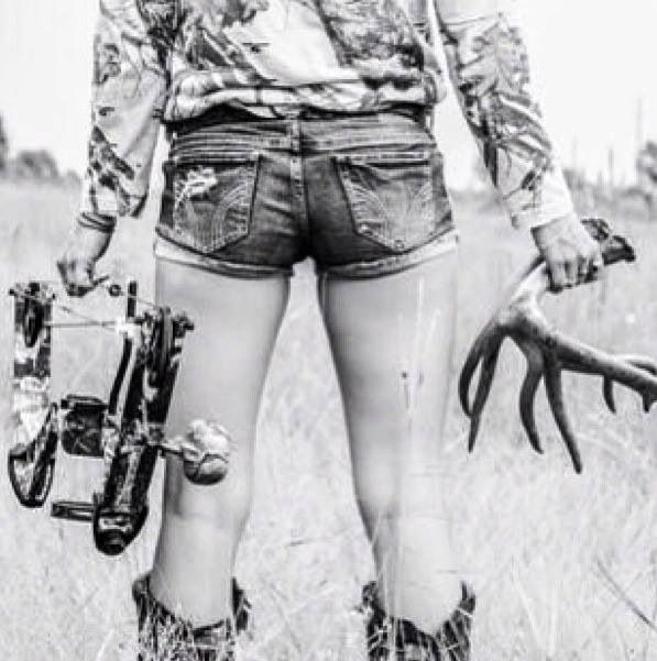 Badass country girl