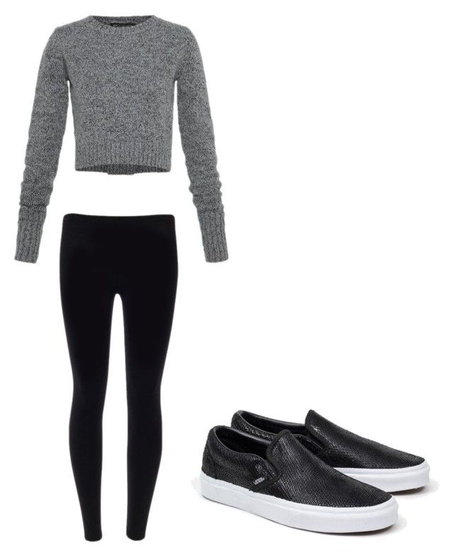 """idek"" by asjadolan on Polyvore featuring Marc by Marc Jacobs and Vans"