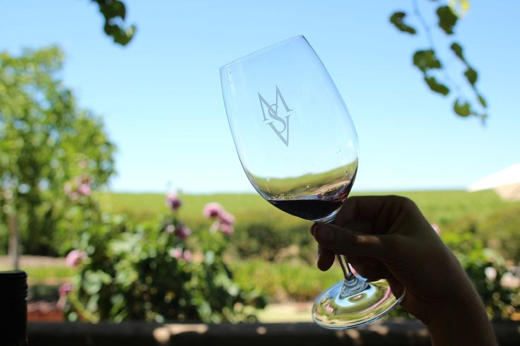 """Well it turns out that this is """"Drink Wine Day"""".  Whatever vintage or variety you're enjoying, make sure you share it and raise your glass to all the hard working winemaking teams out there.  Cheers!!  #daysoftheyear #msvwine"""