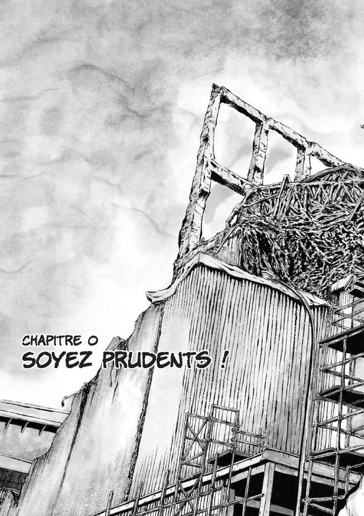 Fukushima: un dessinateur raconte le démantèlement de la centrale