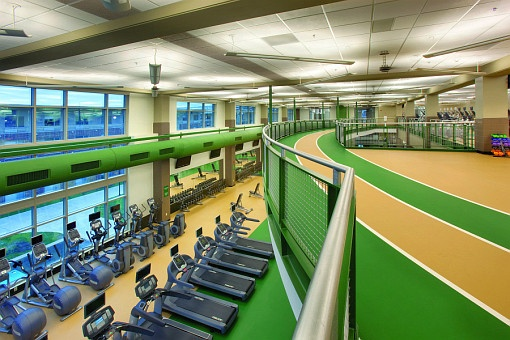 Athletic Business Athletic Business Gym Architecture Fitness Center Design Gym Interior