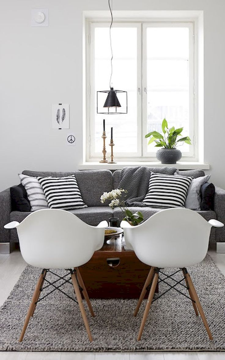 25 Best Small Living Room Decor And Design Ideas For 2019: 25+ Best White Living Rooms Ideas On Pinterest