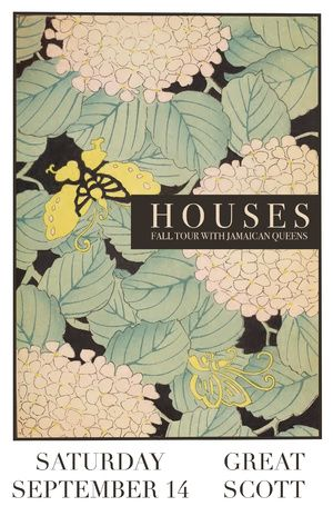 Great Scott: Houses, Jamaican Queens, James Cook September 14th, 2013