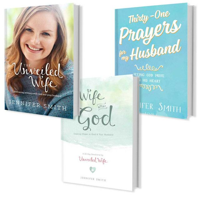 The Unveiled Wife: Embracing Intimacy with God and Your Husband by Jen – Unveiled Wife Online Book Store