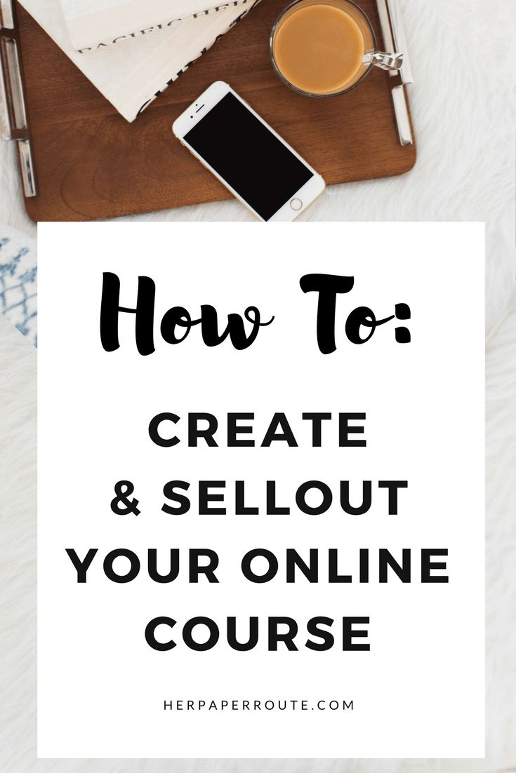 Create your online course - How to create and sell out courses as a source of passive blogging income! Teachable Course Creation Summit - Grow Your Network, Grow Your Blog - Social Media - Management - SEO - Promote - herpaperroute.com