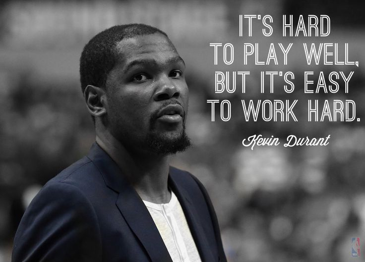 Kevin Durant  #inspirational #quotes