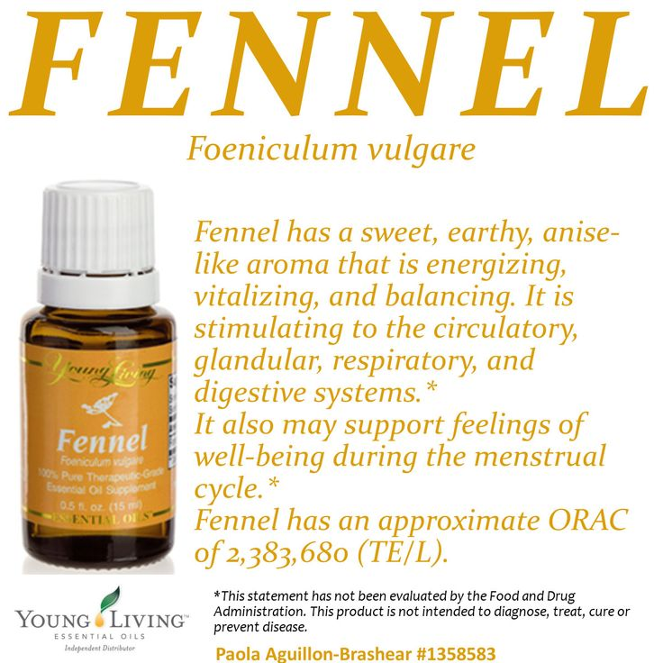 Young Living Essential Oils http://www.ylwebsite.com/paola/fennel