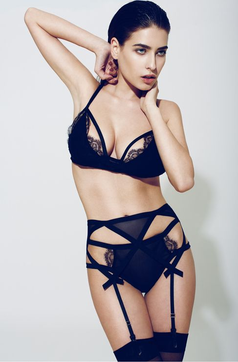 bellabellaboutique:  New Blog Post! Lingerie Editorial: In The Mood with Ludique