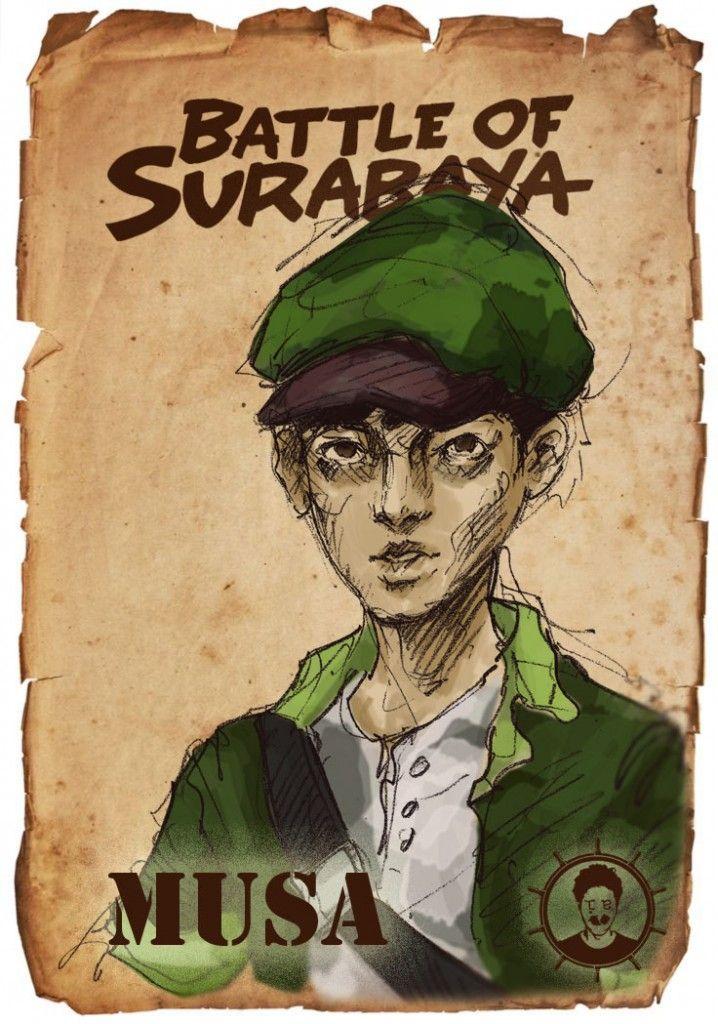 Musa Fanart by Alvin Syahban