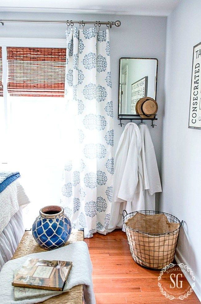 7 Rules For Choosing Perfect Curtains Curtians Pinterest Guest - Tips-to-choose-the-ideal-curtains