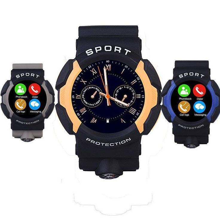 Wallmart.win 2016 New A10 Waterproof Sport Smart Watch MT2502 With Bluetooth G-sensor For Android iOS Phone: Vendor:…