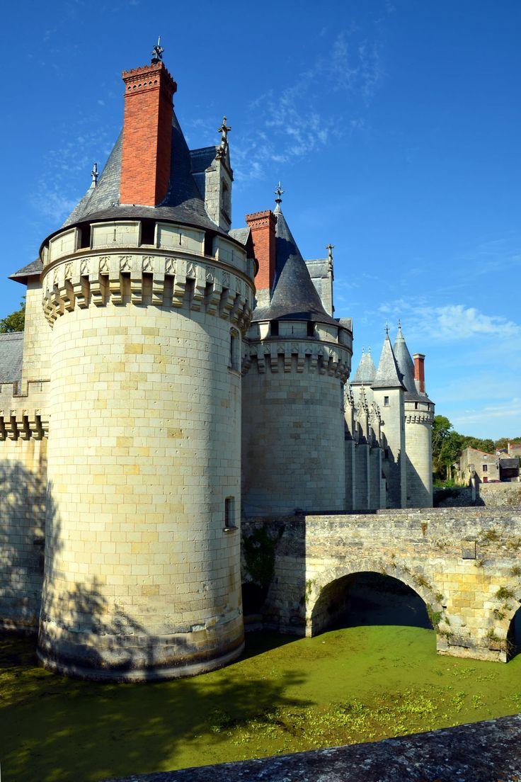 Castillo de Dissay, Francia                                                                                                                                                                                 Más