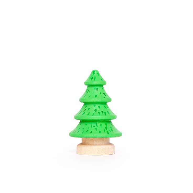 Wooden Tree by Anitas Peg Dolls