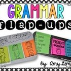 If you are familiar with my Reading Flap-Ups then you may find these Grammar Flap-Ups useful as well!  Use these to review grammar and sentence ski...