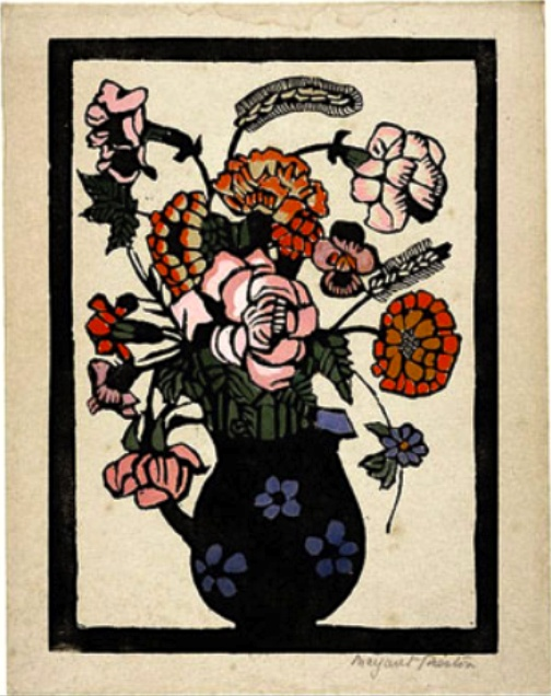 Australian artist, Margaret Preston