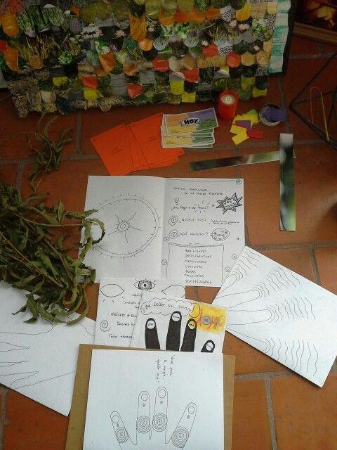 Hoy es #memoriasdeunmapa: música, fanzine, dibujos y el arte de mi ser #memoriasdeunmapa!