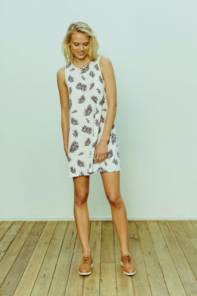 Billie Sleeveless Dress
