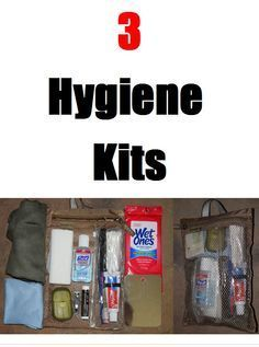 Hygiene Kits for your bug out bag, home, and ...
