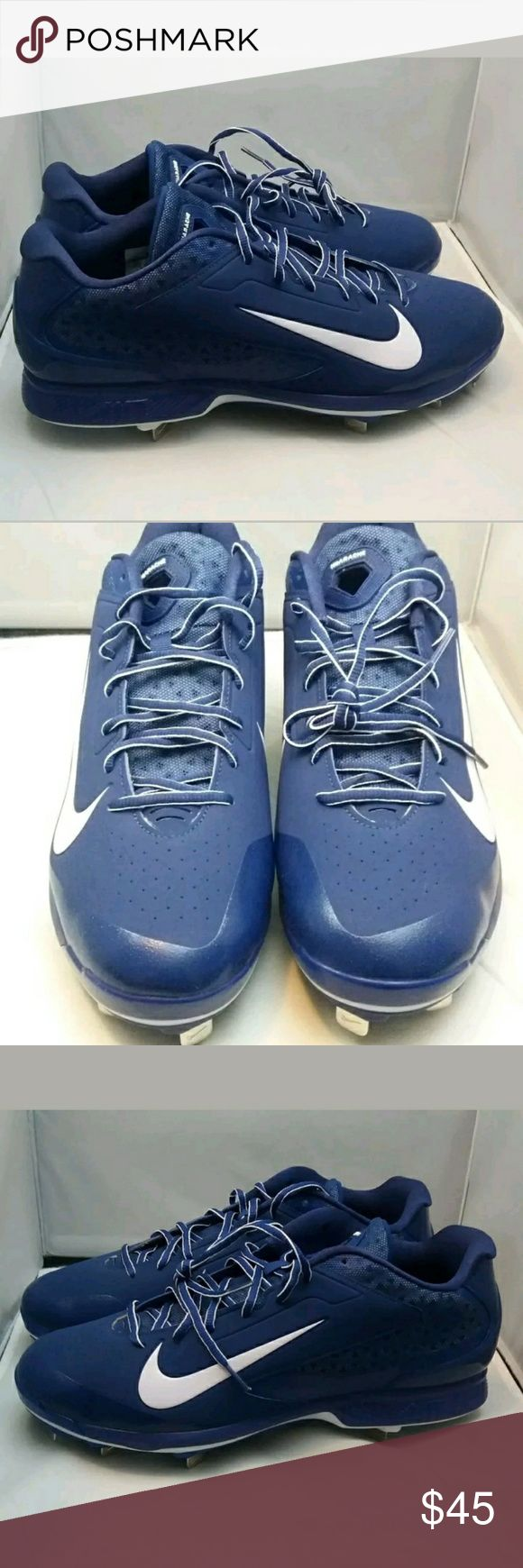 Nike air Huarache low molded baseball cleats Nike baseball cleats sz 13.5. Brand new without box. Any questions please ask before purchase. Nike Shoes Athletic Shoes