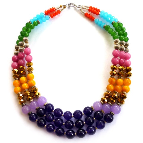 Ruth The Moabite Princess Necklace for Theme by GraceSabarus, $79.00