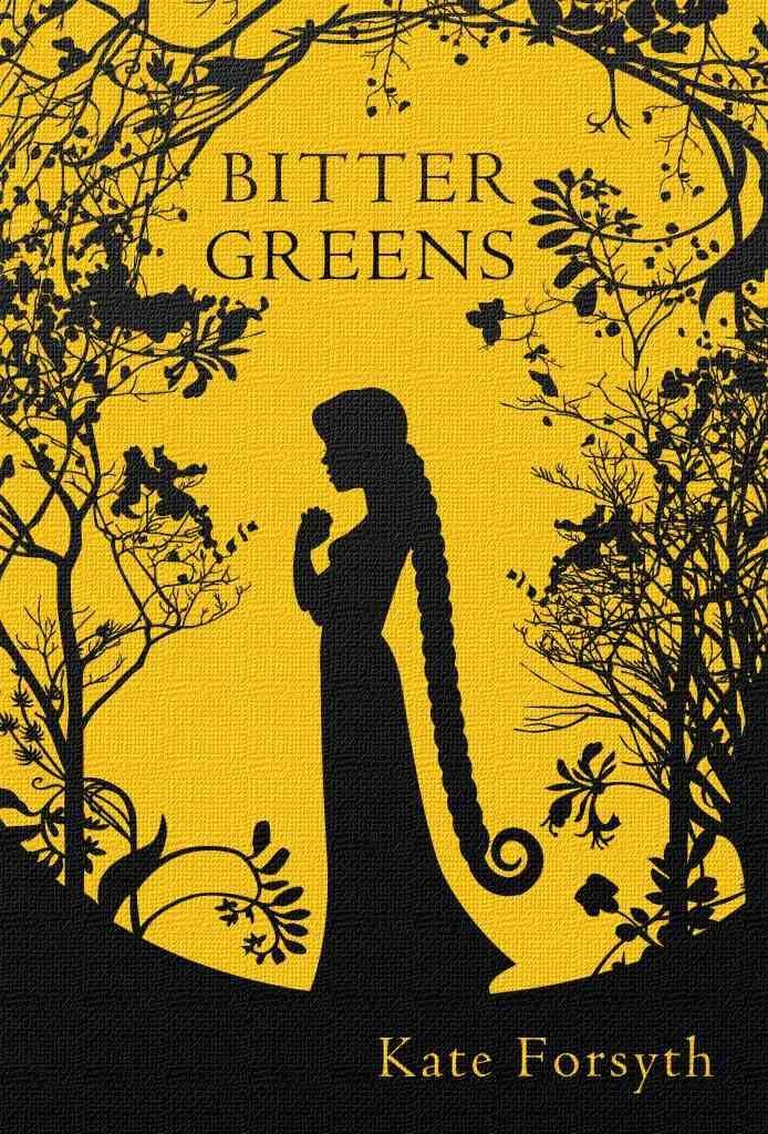 Bookshelf Butterfly: Bitter Greens by Kate Forsyth