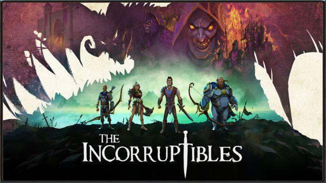 The Incorruptibles, el juego de estrategia de los creadores de Age of Empires y Halo Wars
