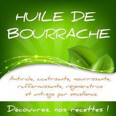 Huile de bourrache : L'huile miraculeuse pour la peau.