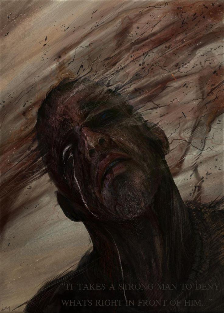 Walker from Spec Ops: The Line Fan Art