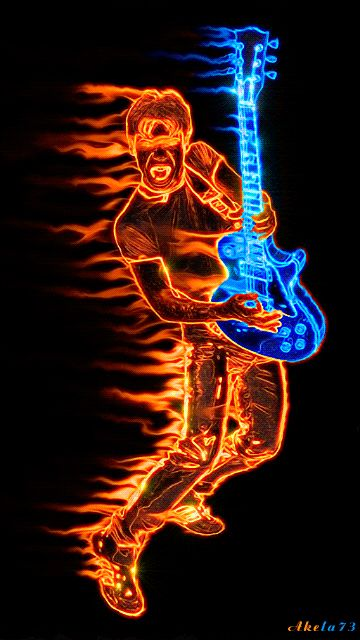 World Famous Guitarist #AyhanGunyil is extremely gifted when he picks up his guitar and plays he is on fire amazing artist