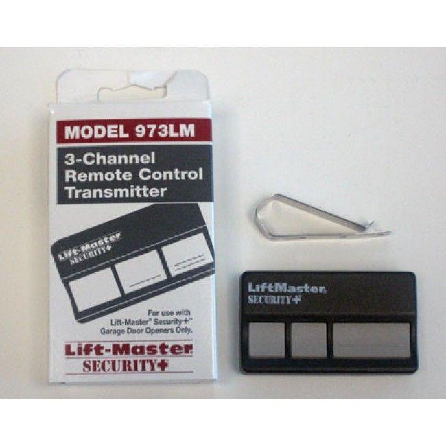 LiftMaster Remotes