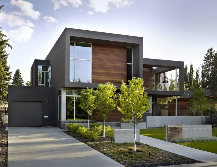 14 best images about metal siding red deer on pinterest for Modern house price
