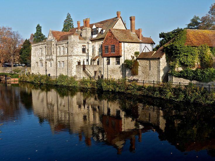 Maidstone, Kent, England.