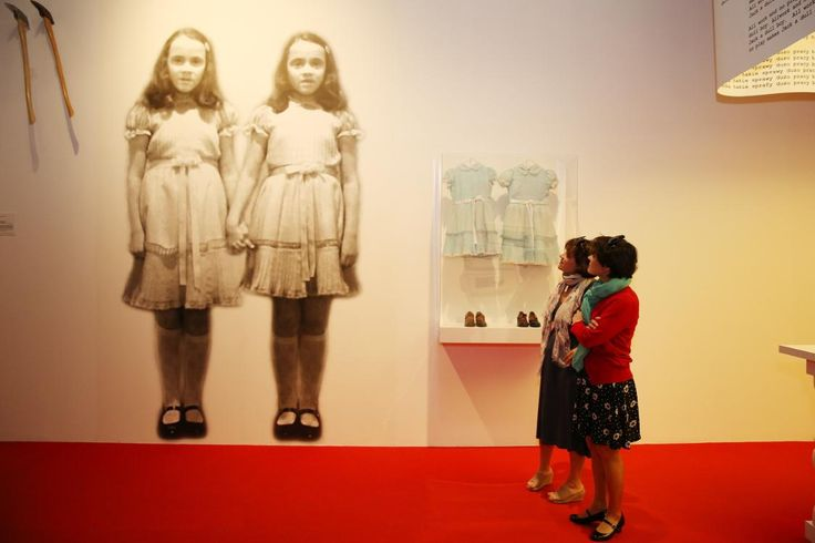 """Wystawa """"Stanley Kubrick"""" Miejsce: Muzeum Narodowe w Krakowie  materiały prasowe #art #culture #exhibition #krakow #museum"""