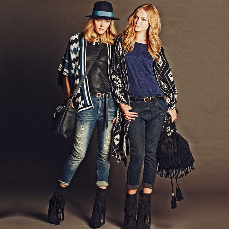 Denim is never enough! #BSB_FW14