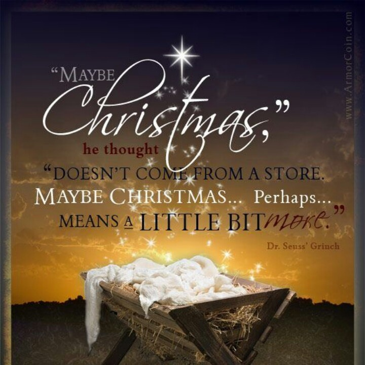 Jesus Christmas Quotes.The Meaning Of Christmas Quotes