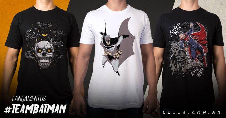 TEM CAPINASETA NOVA NA LOLJA: #TeamBatman!
