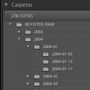 ¿Cómo organizas tus discos y carpetas de imágenes? Claves y buenas prácticas