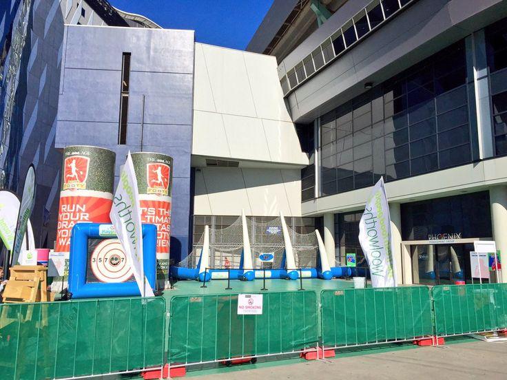 Woolworths Kids Zone, Etihad Stadium, Melbourne