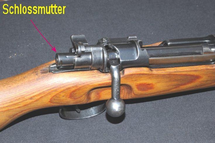 Jägerprüfung -> Sachgebiet 1: Waffen, Waffenrecht, Ballistik