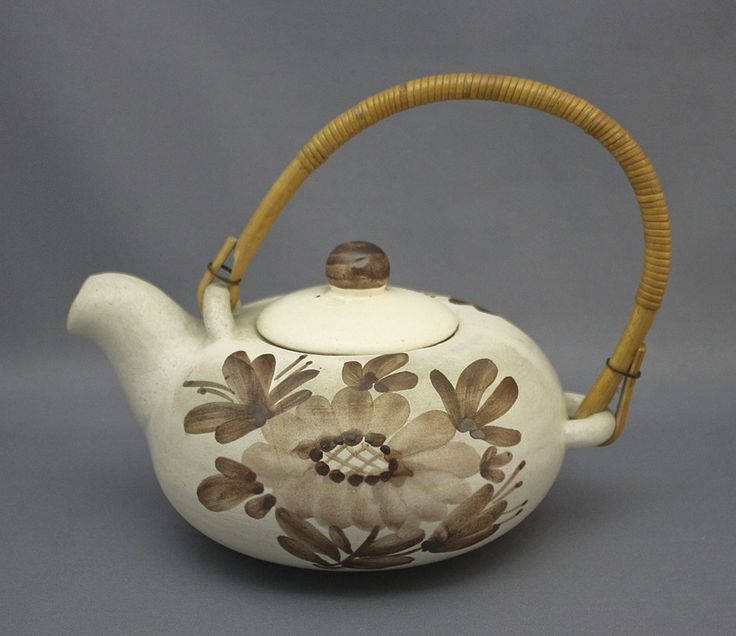 Teapot, Kupittaan Savi - Shopping Place for Friends of Old Antique Dishware - Dishwareheaven.com - Products