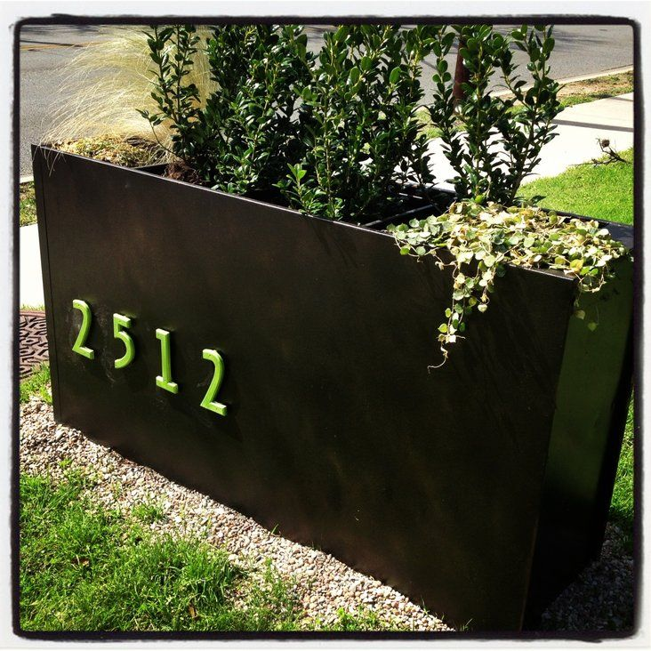 Upcycled Metal Planters - Made to Order in Tarrytown, Austin ~ Krrb Classifieds