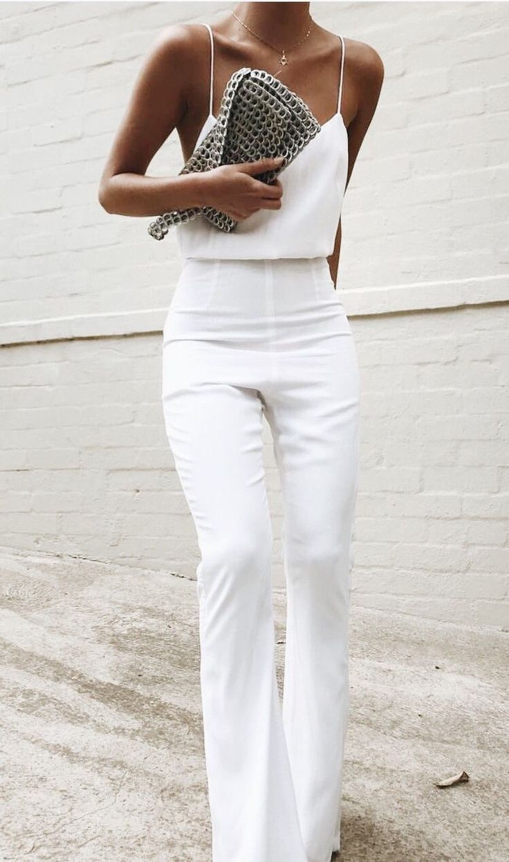 White inspiration, fashion inspiration, women outf…