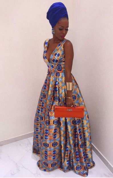 The Best Women's African Fashion Style Outfits You Need To Try This Summer No 19