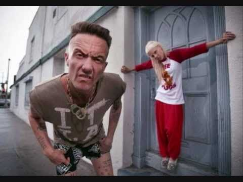 Die Antwoord's Umshini Wam theme (from the short film that they did with Harmony Korine in 2011)