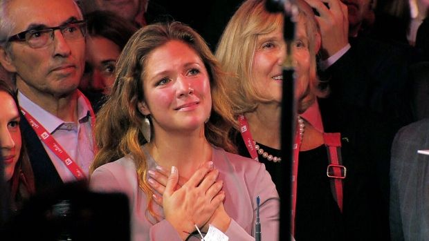 Sophie Gregoire-Trudeau has mostly stayed out of the limelight as her husband Justin Trudeau rose up the Liberal ranks and led the party to a historic victory Monday night. Here's what you need to know about Canada's newest 'first lady.'