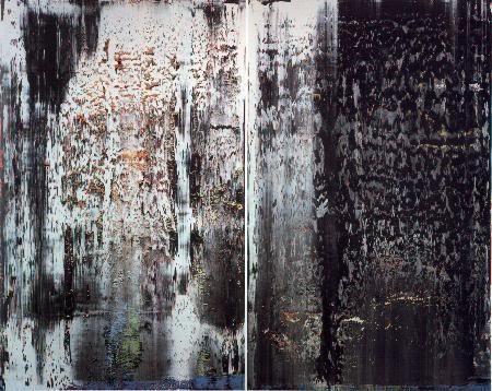 Gerhardt Richter: Dax Artenae, Drawing Painting Black, Abstract Art, Gerhard Richter, Paintings, Gerhardt Richter